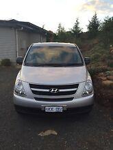 Hyundai iLoad van for sale Launceston 7250 Launceston Area Preview