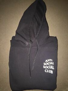 Anti Social Social Club XL Hoodie Replic