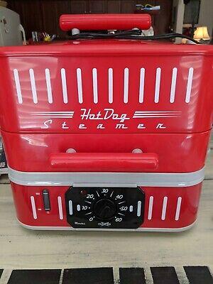 Cuizen Hot Dog Steamer Model Cst1412b