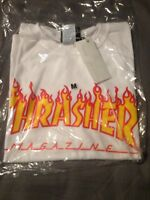 Thrasher t shirt brand new