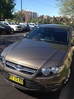 2012 Ford Falcon - Only 68,000km, Like New Cremorne North Sydney Area Preview