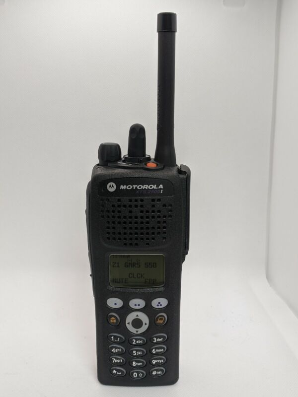 Motorola XTS2500 Model III UHF (380-470 MHz) P25 Digital Astro FPP Normal Light