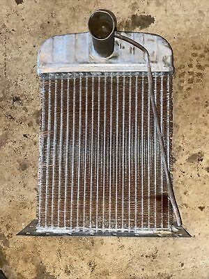 351878r92 Radiator For International Case Cub Lo Boy Antique Tractor