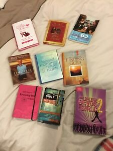 Christian books  and Devotionals