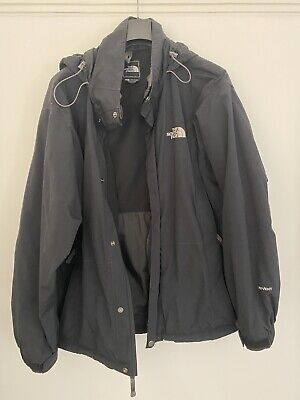 North Face Jacket Hyvent Large