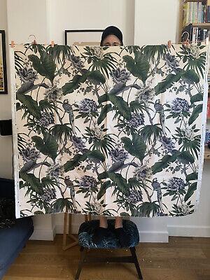 House of Hackney Paradisa Linen Cotton 1.3m (RRP £95 per metre)