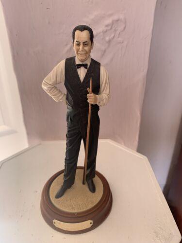 Ray Reardon Snooker Figurine