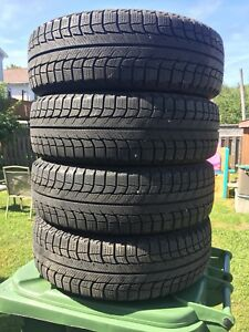 p175/65/15 inch Winter Tires / LOTS OF TREAD / GOOD DEAL