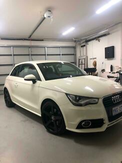 AUDI A1 Sport Manual Canberra City North Canberra Preview