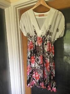 Peter Alexander Silk Slip Dress/Nightie