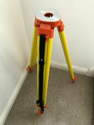 Aluminium Laser Level Tripod Construction Survey Stand For Leica Topcon Dumpy