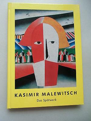 Kasimir Malewitsch Das Spätwerk Ausstellung .. 2000