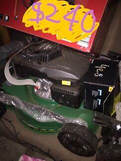 Lawnmower brand new