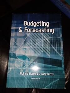 Budgeting & Forecasting ISBN 9781876124335 Happy Valley Morphett Vale Area Preview