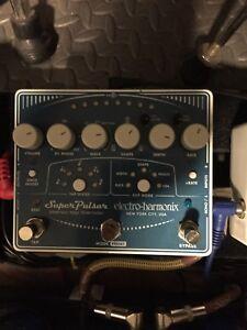 Electro harmonix super pulsar tremolo 200 or trade