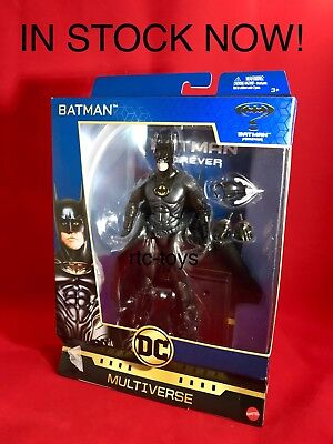 DC Comics Multiverse Signature Collection Batman Forever (Val Kilmer) Deluxe NEW