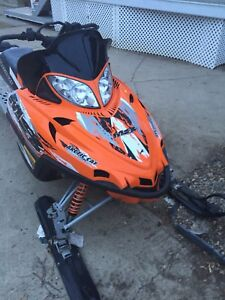 2008 Arctic Cat M8 153