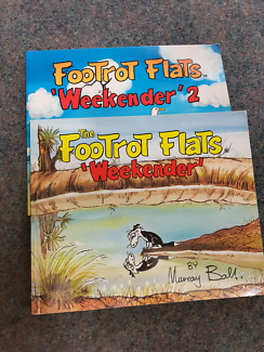 Footrot Flats - Weekender vol 1 and 2
