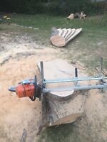 Free Chainsaw Milling