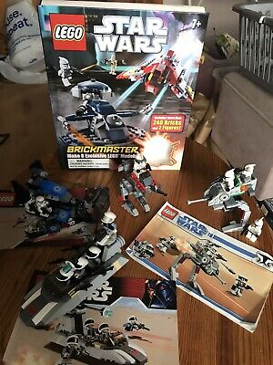 Lego Star Wars Various Small Sets And Ideas Book