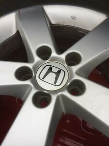 Honda Rims and Tires for sale - 16 inch