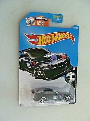 #44 BMW Z4 M MOTORSPORT - BMW SERIES 3/5  - HOT WHEELS 1:64 - 2015