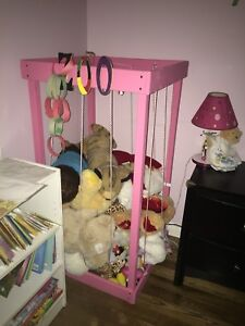 Stuffed animal storage
