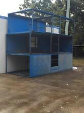 Open Spray Booth Boxes Cleveland Redland Area Preview