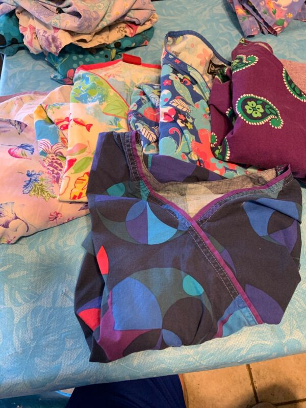 Five Scrubs Womens XL Various Brands