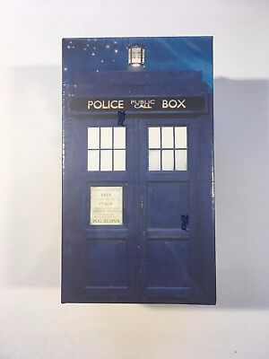 2016 Topps Doctor Who: The Tenth Doctor Adventures Widevision Box - 2 AUTOGRAPHS