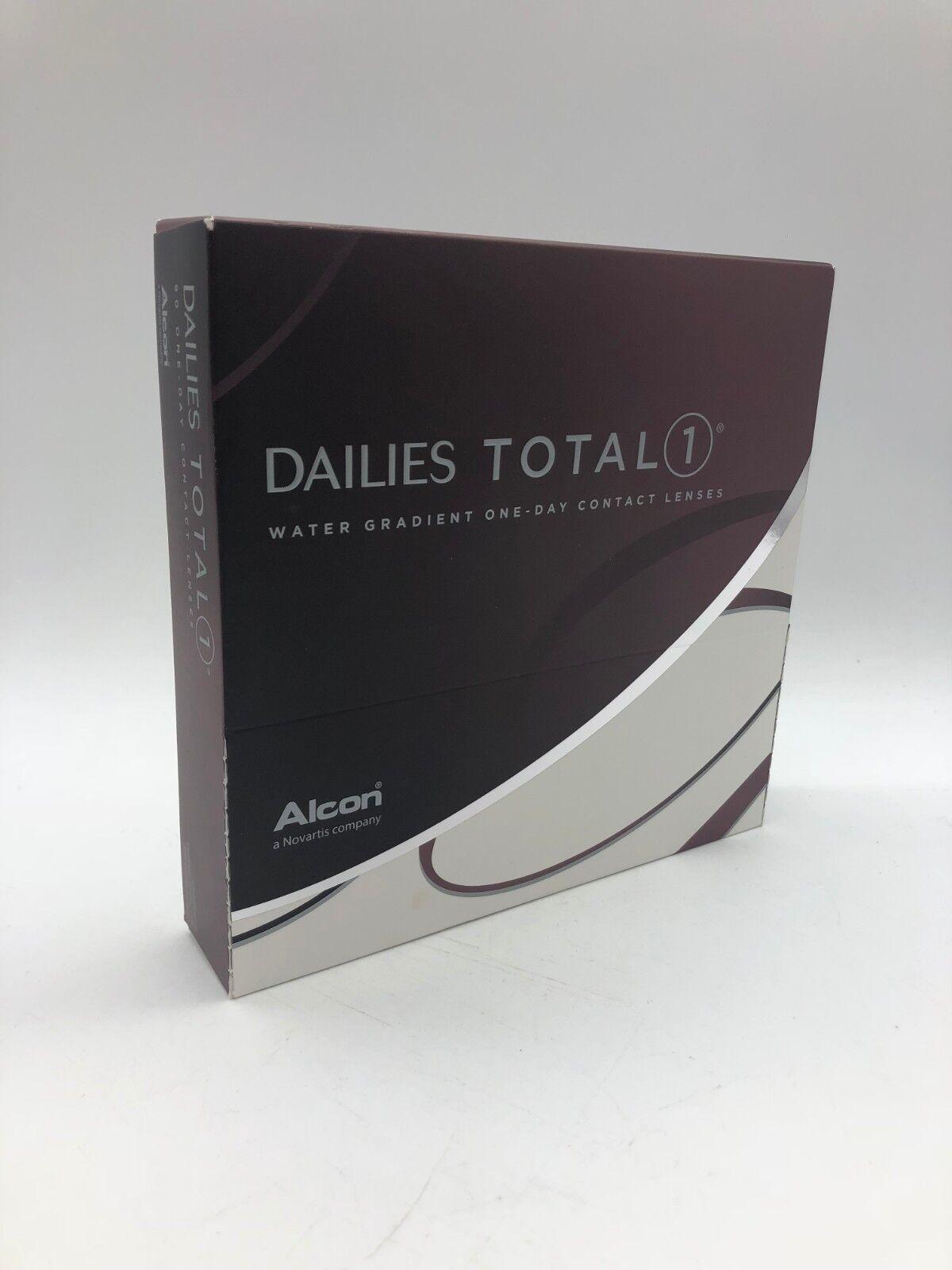 Dailies Total 1 Tageslinsen weich, 90 Stück Kontaktlinsen EDK24.6