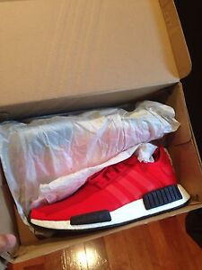 Red NMD R1 ds Size 10 • BB1970