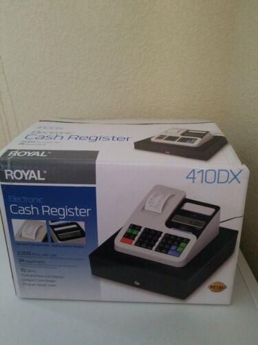 Royal Supplies 410DX Royal 410dx Thermal Electronic Cash Reg