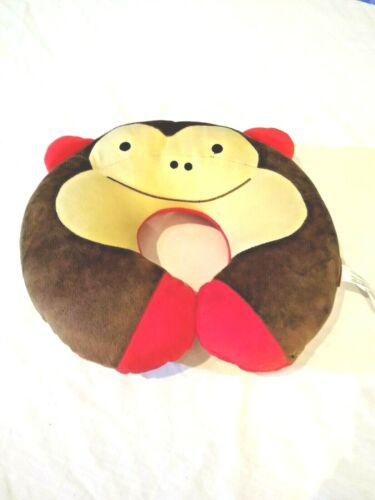 Skip Hop Monkey Neck Pillow