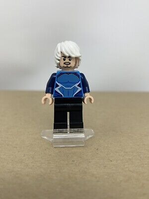 Lego Quicksilver Minifigure From Set 76041! Lego Quicksilver Minifigure! Lego