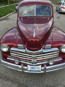 1946 Ford Monarch