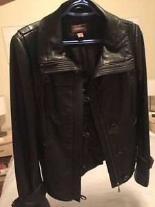 Danier Leather Jacket - Women's size small