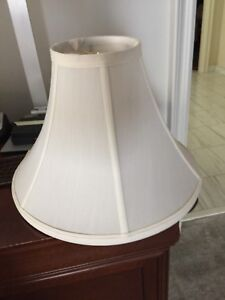 Beige Shad for a Lamp