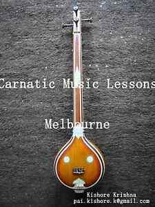 Indian music  lessons  in Blackburn Blackburn Whitehorse Area Preview