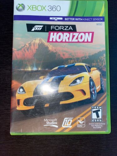 Forza Horizon Game For Microsoft Xbox 360 - $10.00