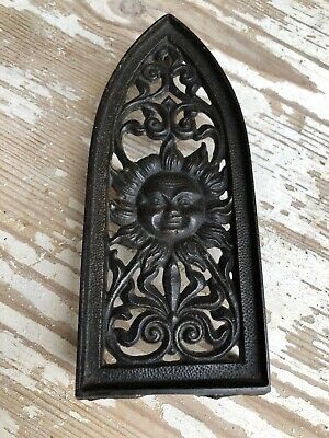 Key Hider Shell Handmade Antique Rust colour dimension 125x125x50mm Cast Iron