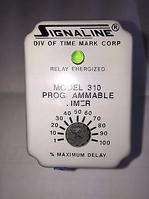 Signaline 310-series Time-delay-relays