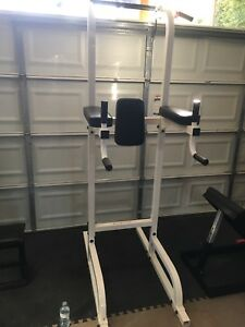 Power tower / pull up bar / dip station