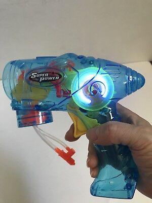 Flashing Bubble Gun (Flashing Lights Fantasy Bubble Gun/Octopus/ Kids Party)
