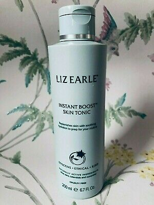 Liz Earle Instant Boost Skin Tonic ~ Soothes And Tones ~ Facial Toner ~ 200ml