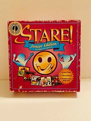 Stare Junior Edition Board Game Learn Family Fun And Educational Best (Best Educational Board Games)