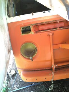 76 VW kombi camper