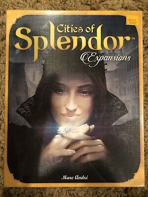 Splendor: Cities Of Splendor 4 Expansions! Brand New Sealed! Free Shipping!