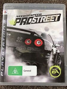 Need for Speed ProStreet PS3 Sorell Sorell Area Preview