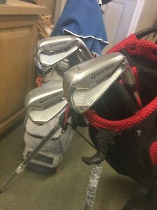 Brand new TaylorMade P-770 irons $950